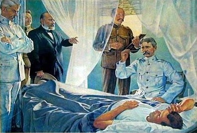 Thanks to the work of WALTER REED and WILLIAM GORGAS, the threats of yellow fever and malaria were greatly diminished.