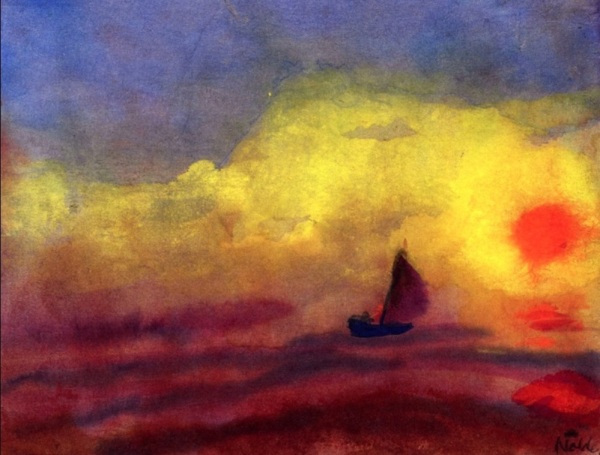 Emil Nolde (German/Danish, 1867-1956)