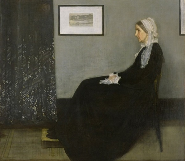 Whistler's Mother, is a painting in oils on canvas created by the American-born painter James McNeill Whistler in 1871.