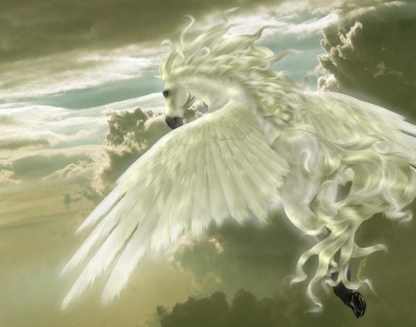Pegasus - The Flying Horse of Greek Mythology