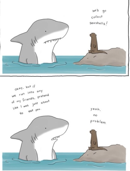 Relationships are Complicated by Liz Climo